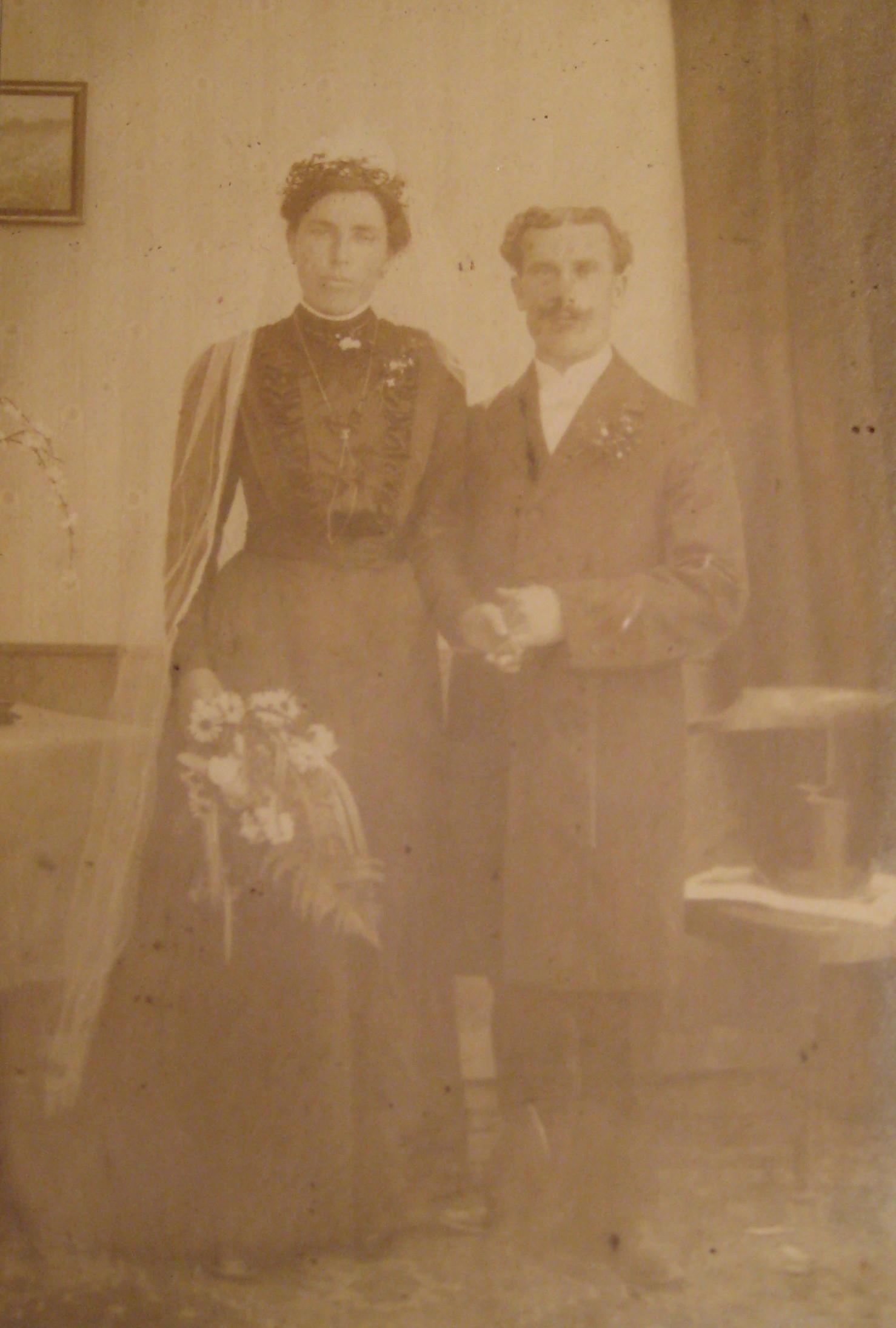 1913-Hochzeit-Magnus-Diesch-Anna-Hohl